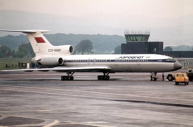 Ту-154Б-2 Рэ И То